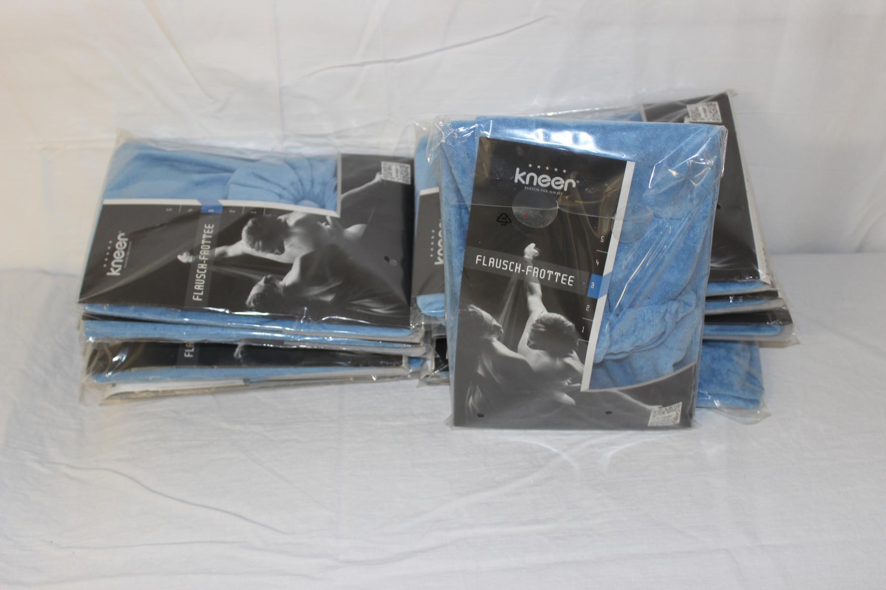 Frotteebezug für Rundrollen 50x15 cm, Farbe: korn -NEUWARE