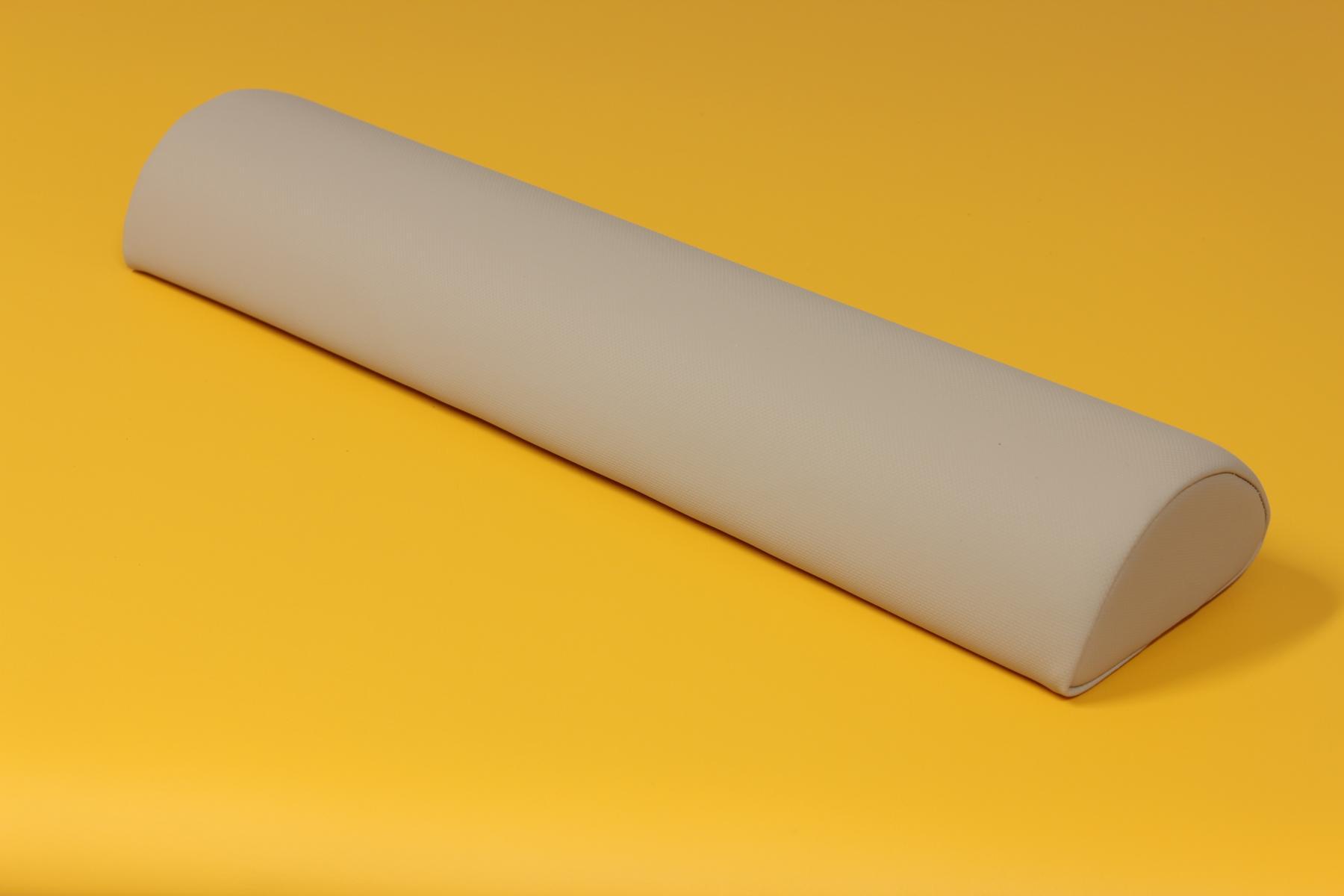 Halbrolle 60 x 15/7,5 cm - Farbe: Kiesel