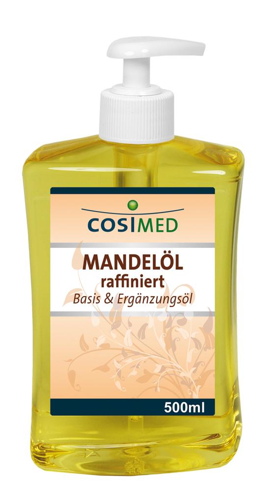 Mandelöl raffiniert 500 ml