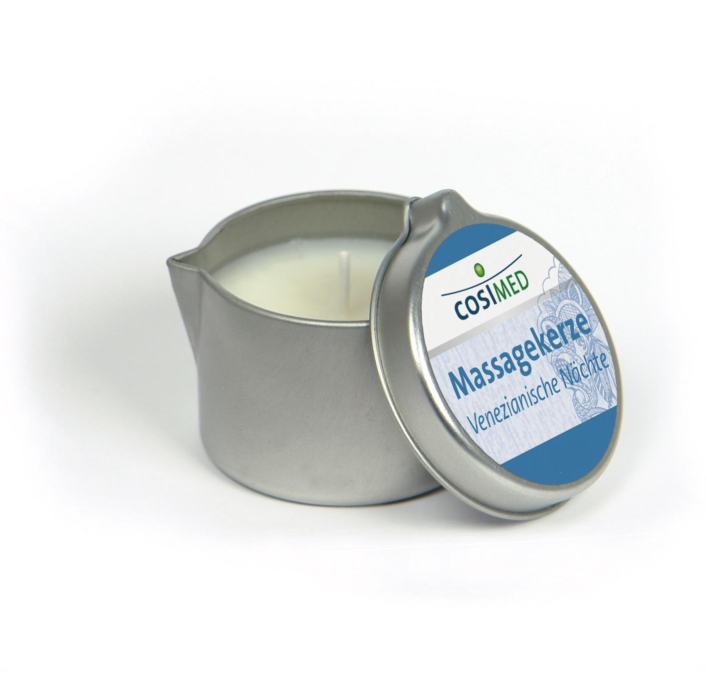 Massagekerze Venezianische Nacht 92 g