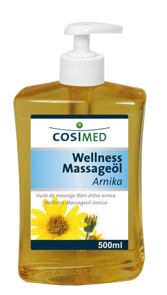 Wellness-Massageöl Arnika 500 ml