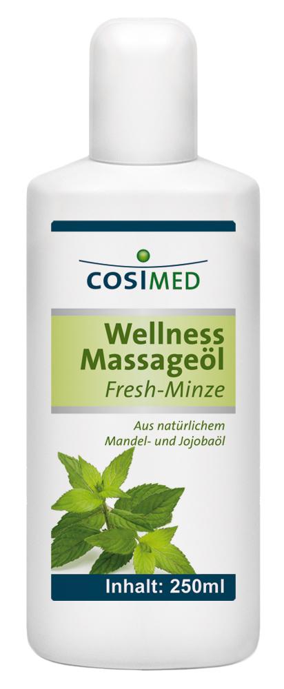 Wellness-Massageöl Fresh-Minze 250 ml