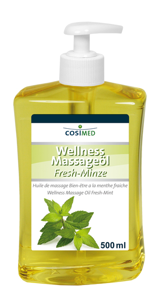 Wellness-Massageöl Fresh-Minze 500 ml