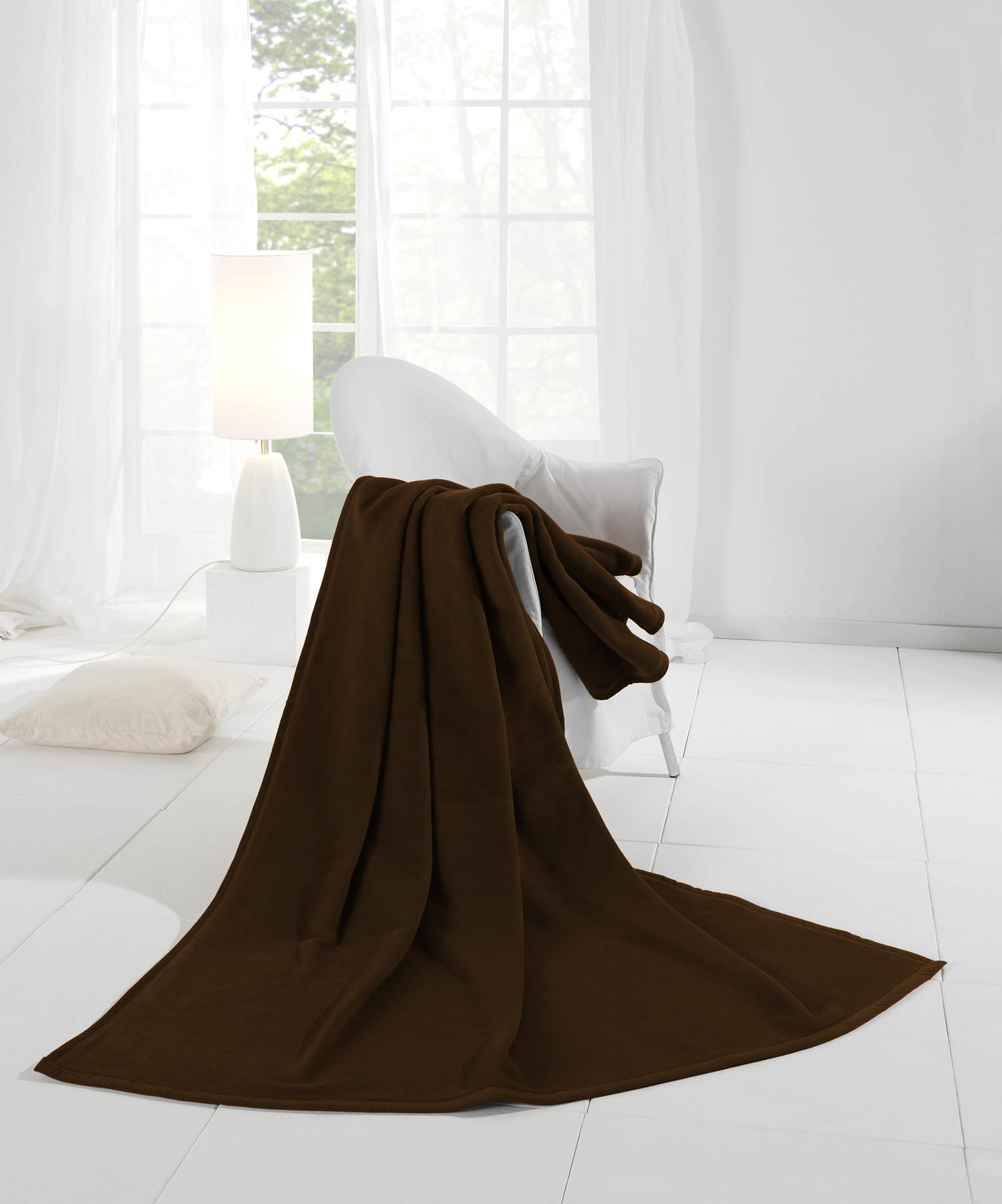 Fango Decken Orion Cotton 220 x 240 cm