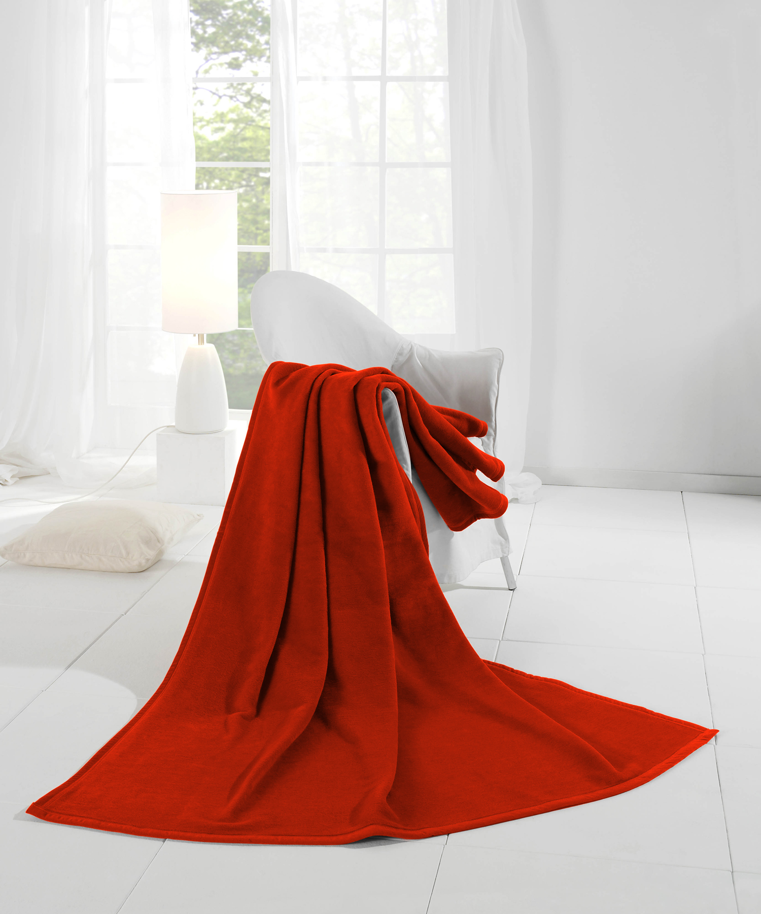 Fango Decken Orion Cotton 180 x 220 cm