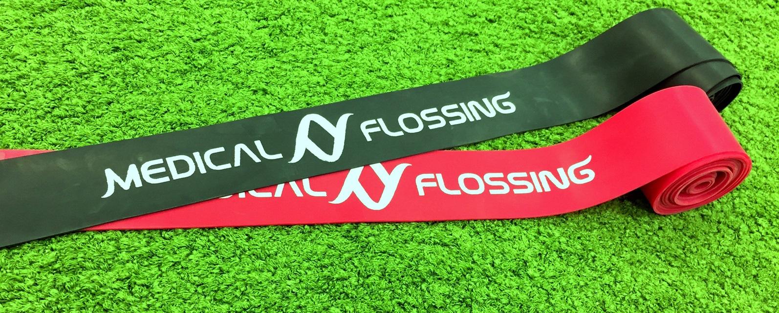 Flossing-Band 1,3 mm Schwarz