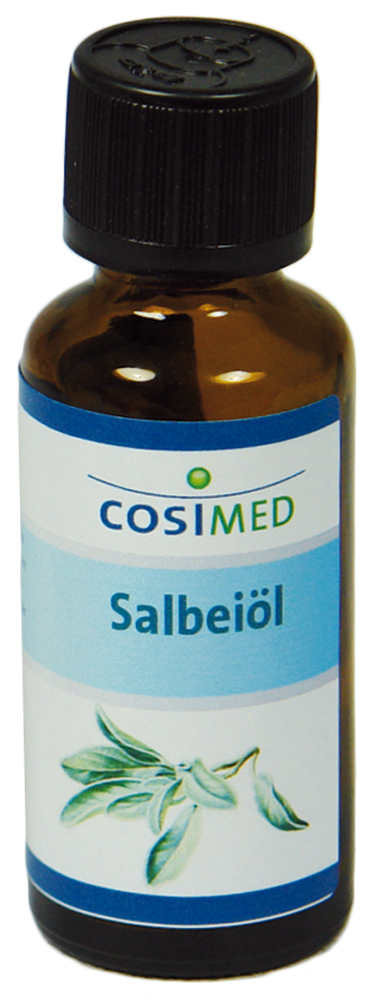 Ätherisches Öl Salbeiöl 30 ml