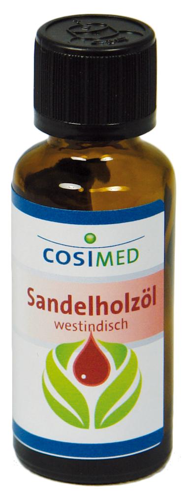 Ätherisches Öl Sandelholz westindisch 30 ml