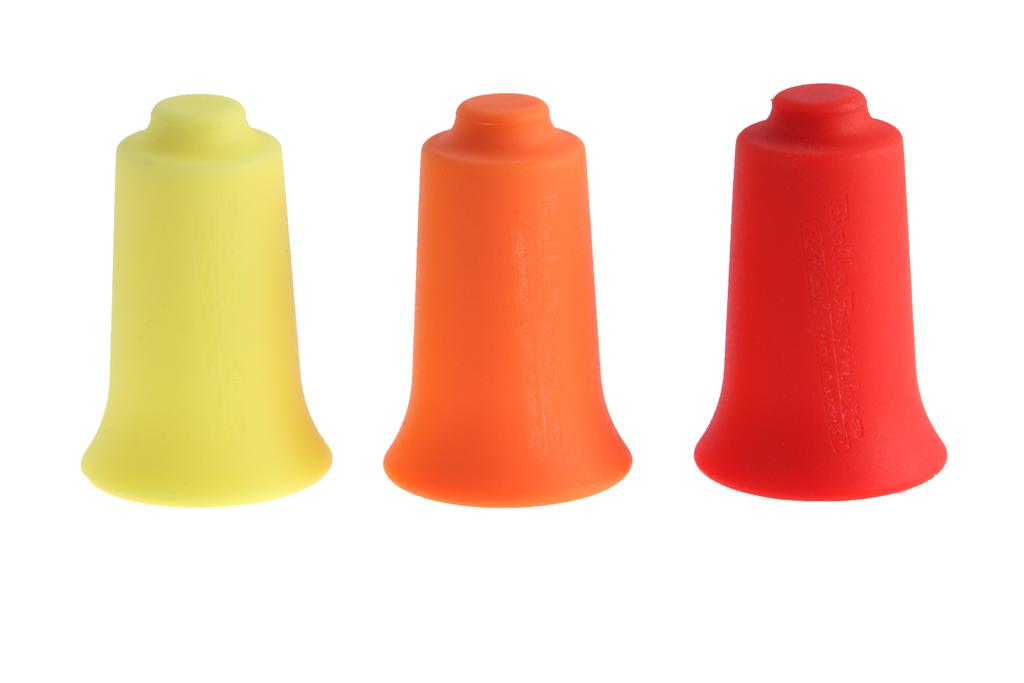 Bellabambi® Trio - Gelb, Orange und Rot