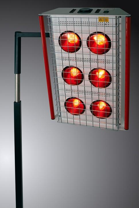 Rotlichtstrahler TGS 6.2
