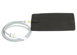 Plattenelektroden EF10 - 4 x 3 cm - Paar