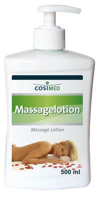 Massagelotion 500 ml - Dosierflasche