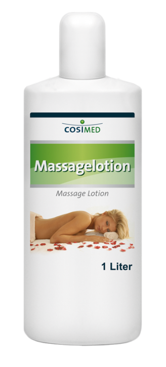 Massagelotion 1000 ml - Flasche
