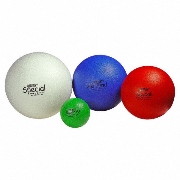 Schaumstoffball mit Haut - Ø 16 cm