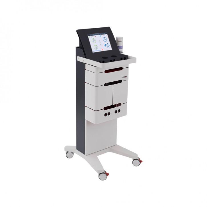 Universal-Therapiegerät mit Vakuumeinheit und Wagen Combi 400ViP