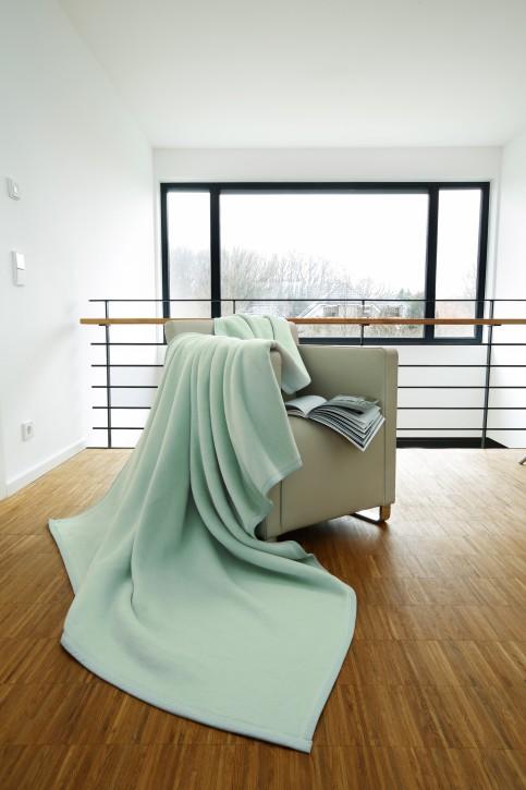 Fango Decken Uni Cotton 150 x 200 cm