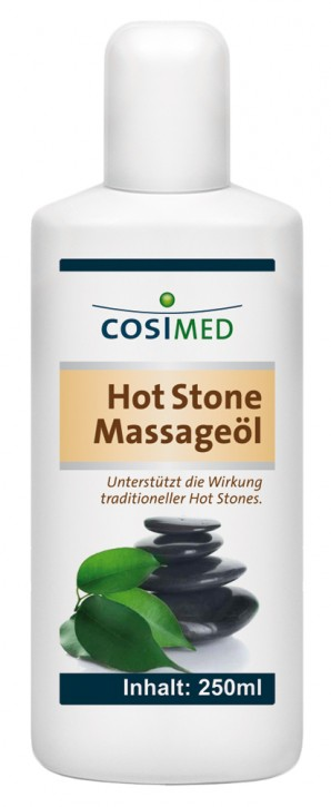 Wellness-Massageöl Hot-Stone 250 ml