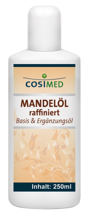 Mandelöl raffiniert 250 ml
