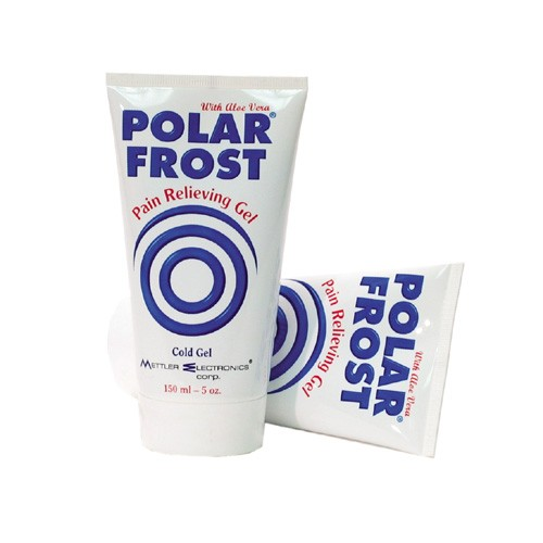 Polar Frost Kühlgel - ideal vor dem Taping - 150 ml Tube