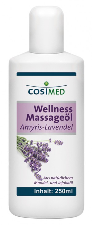 Wellness-Massageöl Amyris-Lavendel 250 ml