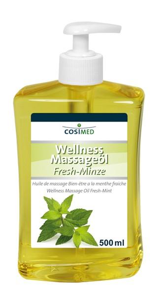 Wellness-Massageöl Fresh-Minze 500 ml