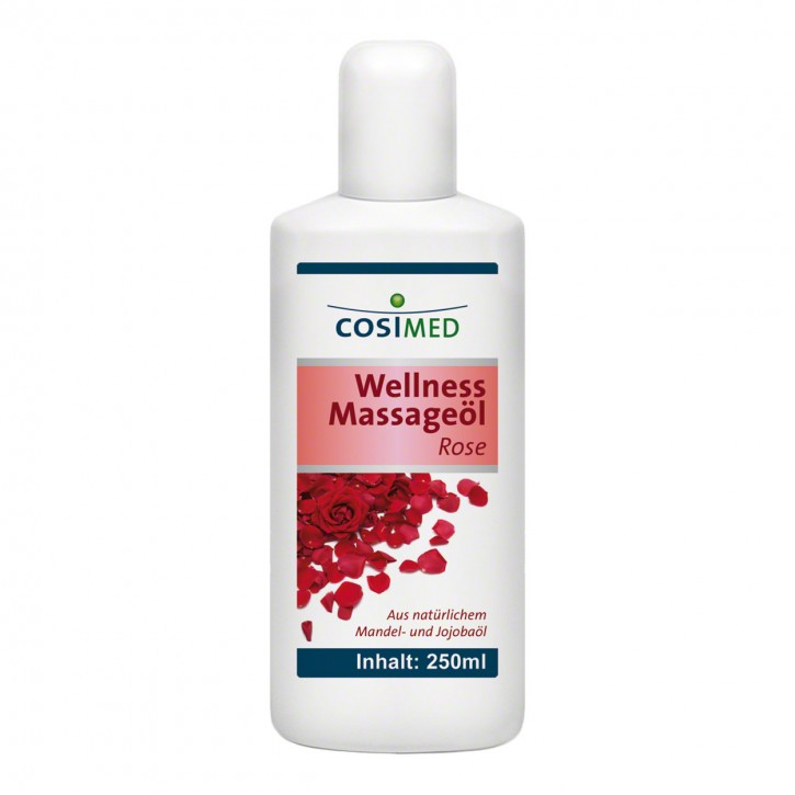 Wellness-Massageöl Rose 250 ml