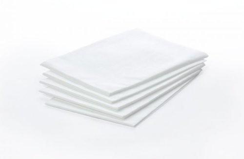 Waschvlies-Laken Standard 210 x 80 cm - 10 Stück