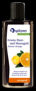 Zitrone-Orange
