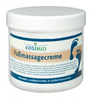 Fuss-Massagescreme