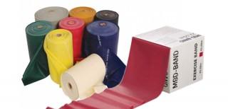 MSD Band 22,5 m - verschiedene Farben und Widerstände